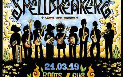 21/03   Live Explosion // Spellbreakers/Roots Explosion Soundsystem/Gus