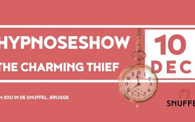 10/12 Hypnoseshow 'The charming thief'