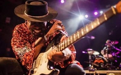 13/11 The Carvin Jones Band!