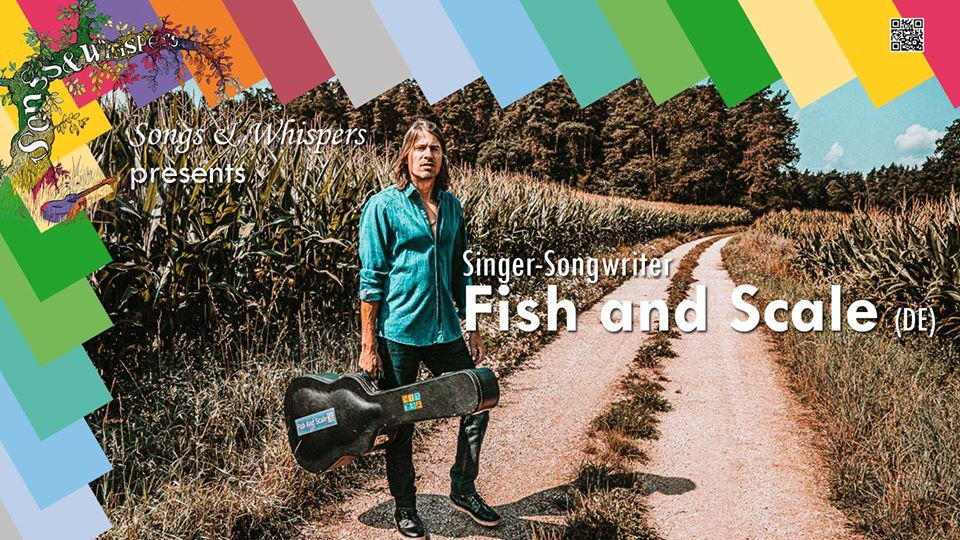 6/02Songs & Whispers caféconcert Fish and Scale