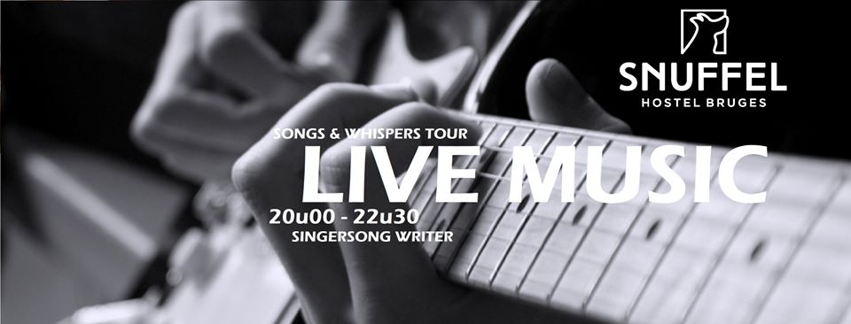 5/03 Songs & Whispers caféconcert